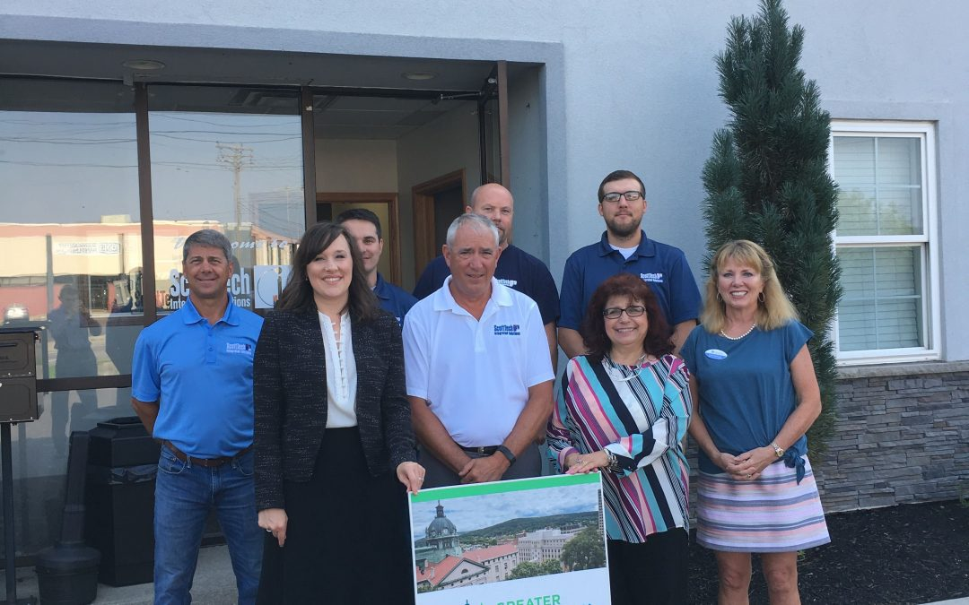 ScottTech Integrated Solutions Named Business of the Week!
