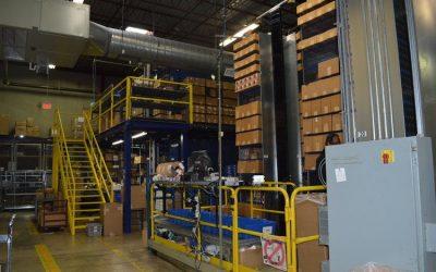 Optimizing Space Through Mezzanines